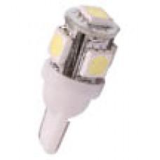 Cruiser LED 5 LED Wedge 360 Pure White