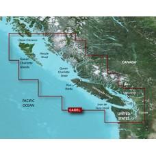 Garmin G2 Vision VCA501 Vancouver 3D Charts (BC Coastal)