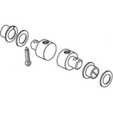 Teleflex 3300 Brass Pivot Kit F/Ch4400&