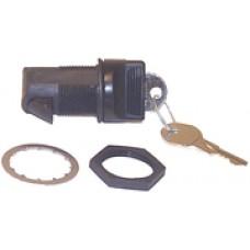 Sierra Glove Box Lock Blk Locking