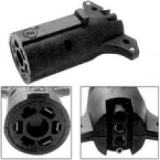 Anderson 7-4 Way Trailer Adapter Plug