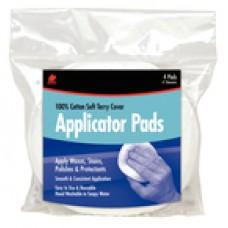Buffalo Industries Wax Applicator Pads 2-Pk Bag