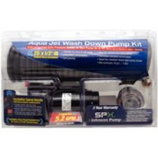 Johnson Pump Aqua Jet 5.2 Gpm Wd Kit Clamsh