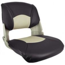 Springfield Skipper Seat Gray W/Char&Gray