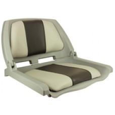 Springfield Traveler Seat Gray W/Char&Gray