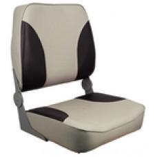 Springfield Xxl Folding Chair Gry&Char