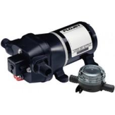 Flojet Washdown Pump 3/4Hb & Strainer