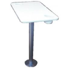 Garelick Deluxe Table Pedestal W/Top