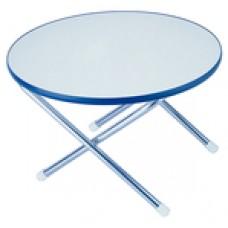 Garelick Melamine Top Deck Table 24 Rd