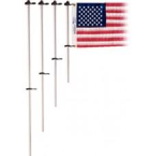Taylor Aluminum Flag Pole With