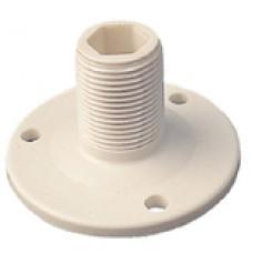 SEADOG Nylon Fixed Antenna Base(White