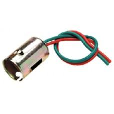 Seachoice Bayonet Socket-Steel-6 Lead