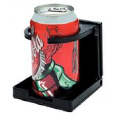 Seachoice Black Adjustable Drink Holder