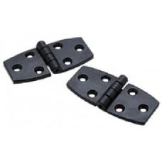 Seachoice Door Hinge-2 3/4X1 3/8-Nyl2/Pk