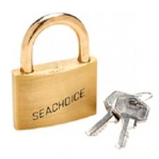 Seachoice Keyd-Alike Brass Padlock-1 1/