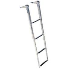 Seachoice Ss Overplatform 4 Step Ladder