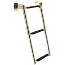 Seachoice Ss Transon Mount 3 Step Ladder