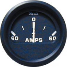 Faria Euro Ammeter 60-0-60