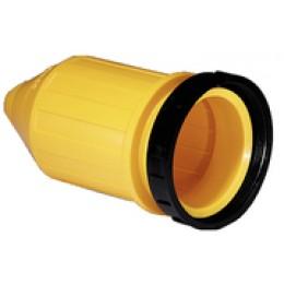 Marinco Watertight Cov W/Ring 50A/125