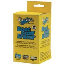 STARBRITE Boat Scuff Eraser 2/Bx