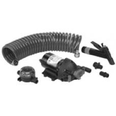 ITT Jabsco Washdown Pump Kit-4 Gpm 12 V