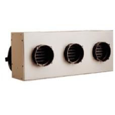 Heater Craft Heater Comp.W/3 Euro Vents