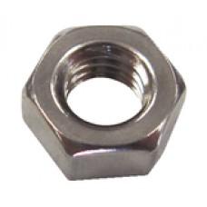 Handiman 1/4-20 S/S Hex Nuts-10/Cd