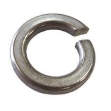 Handiman 1/4 S/S Lock Washer-15/Cd