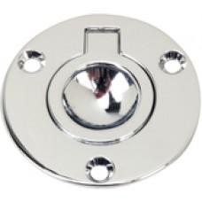Perko Flush Round Ring Pull 1-5/8