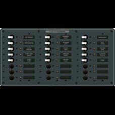 Blue Sea Panel Dc 24 Position