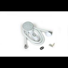 Camco Shower Head Kit - White