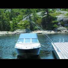 Dockedge Mooring Whip 8'2500# Cap(Pr)