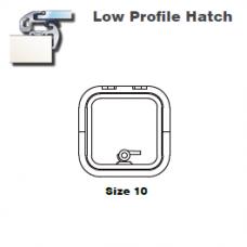 Lewmar Hatch Lo-Profile Size 10