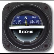 Ritchie Compass Explorer Bulkhead Mount Blue Card