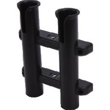 Seadog Rod Holder Rack 2-Pole Black