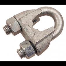 """Seadog Wire Rope Clip Galv 1/8"""" 2/Pk"""