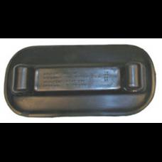 Weaver Pad Rubber Lg For Infl. Black (Ea)