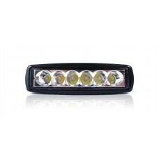 Cruiser LED 18 Watt Spot Light Oval