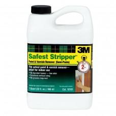 3M Stripper Paint & Varnish 946Ml. Wood