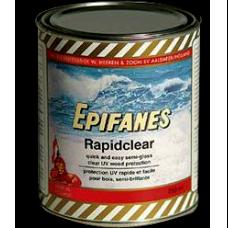 Epifanes Rapidclear Semi-Gloss Finish