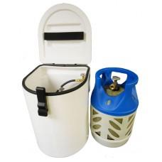 Trident Roto Molded LPG Locker