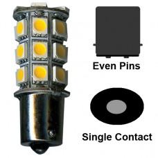 Cruiser LED 27 LED Single Contact  Warm White #1156
