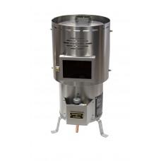 Dickinson Heater Diesel W/12V Fan 2Trn Coil