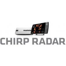humminbird HB 2124 CHIRP RADAR