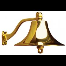 "Seadog Bell Brass 8"""